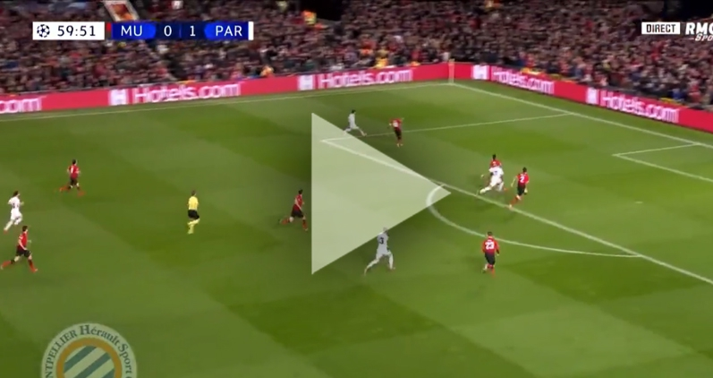 Mbappe strzela GOLA na 2-0 z Man United! [VIDEO]